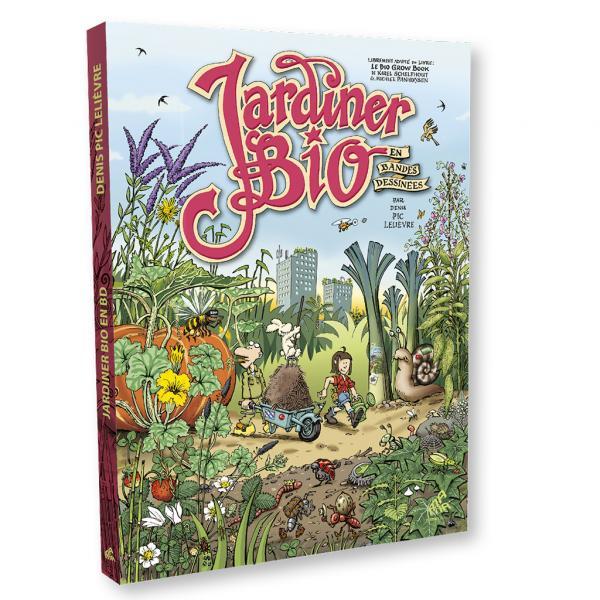 Jardiner BIO en bandes dessinées (1 unit)