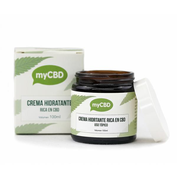 CBD-Rich Moisturising Cream (100 ml)