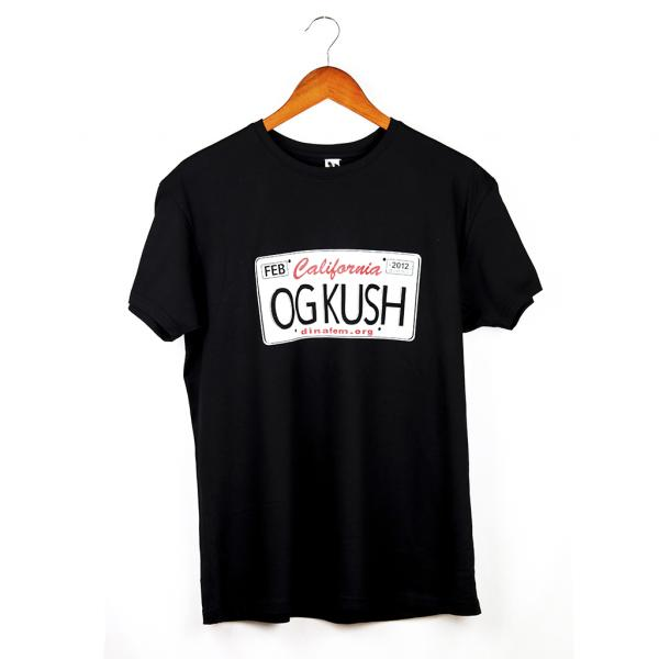 OG Kush Black T-shirt (M)