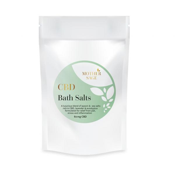 CBD Bath Salts (300 g)