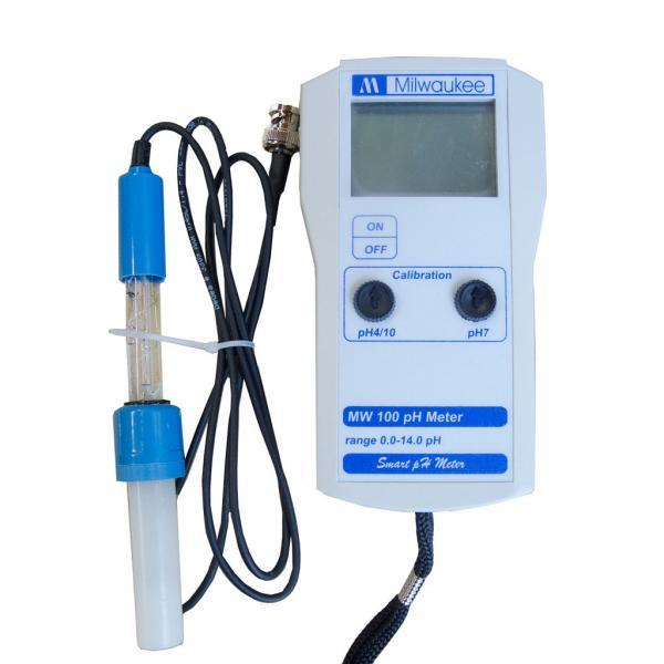 Testeur pH pour terre - MW100T (1 unité)