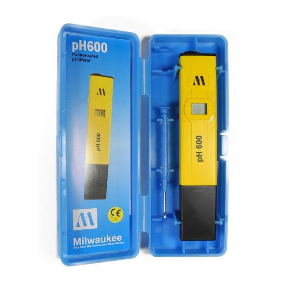 Medidor pH pH600 (1 unidad)