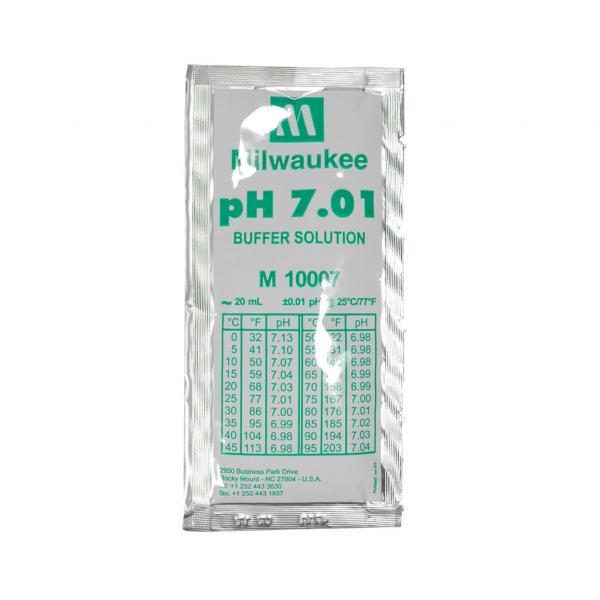 Solución De Calibración pH 7,01 (20 ml)