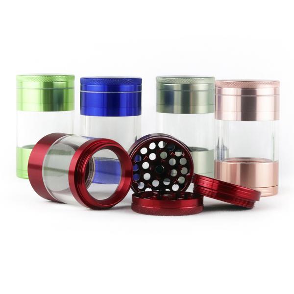 Grinder aluminio Kenstar (50 mm diámetro)