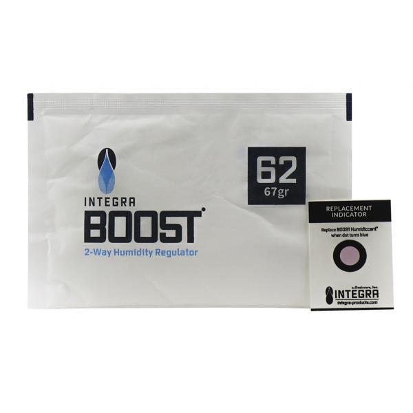 Contrôle d'humidité 62 % - 67 g (1 unité)