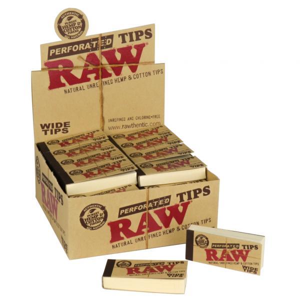 Organic Tips (1 unit)
