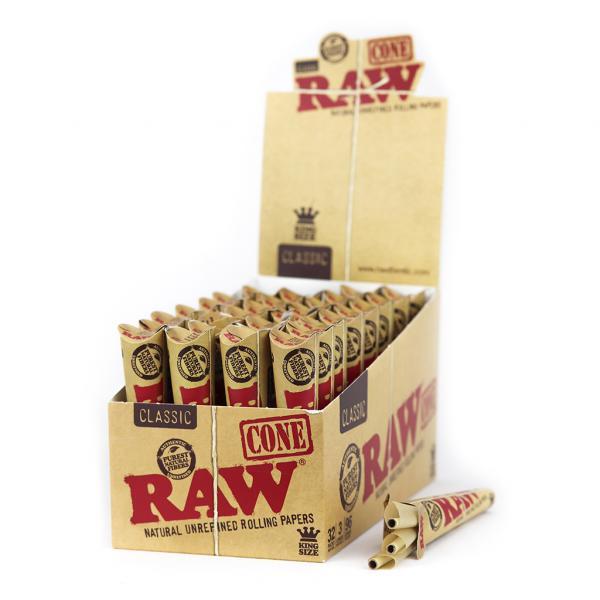 Classic King Size Cones (Pack of 3)