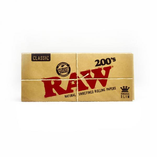 RAW King Size Slim 200 (1 unit)