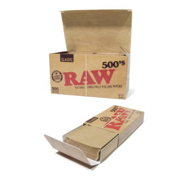 RAW 500 1 ¼ (1 unité)
