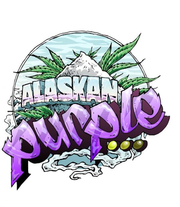 Alaskan Purple (3-seed pack)