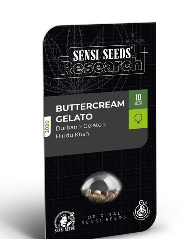 Buttercream Gelato (5-seed pack)