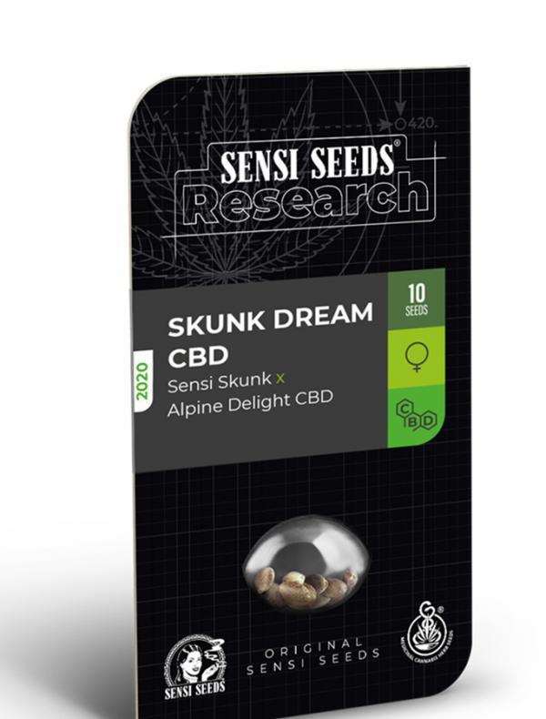 Skunk Dream CBD (Pack 1 graine)