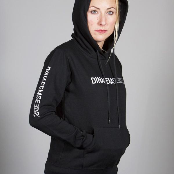Sweat-shirt Femme Dinafem noir (Taille L)