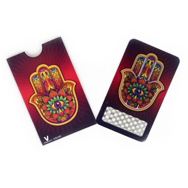 Hamsa Grinder Card (1 unit)