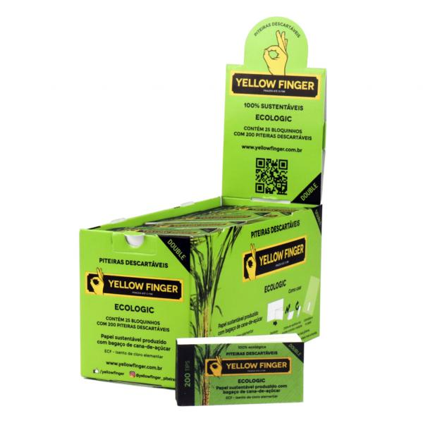 Boquilla papel ecologic (Librillo)