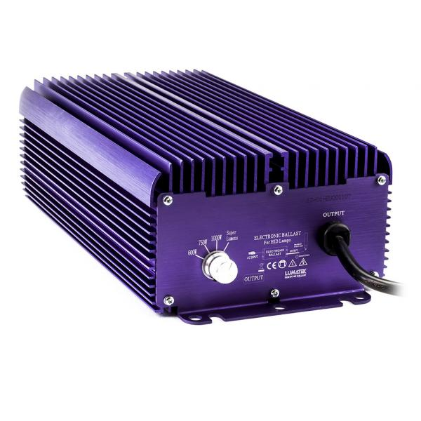 Lumatek Dimmable 240V HPS/MH Digital Ballast (1000 W)