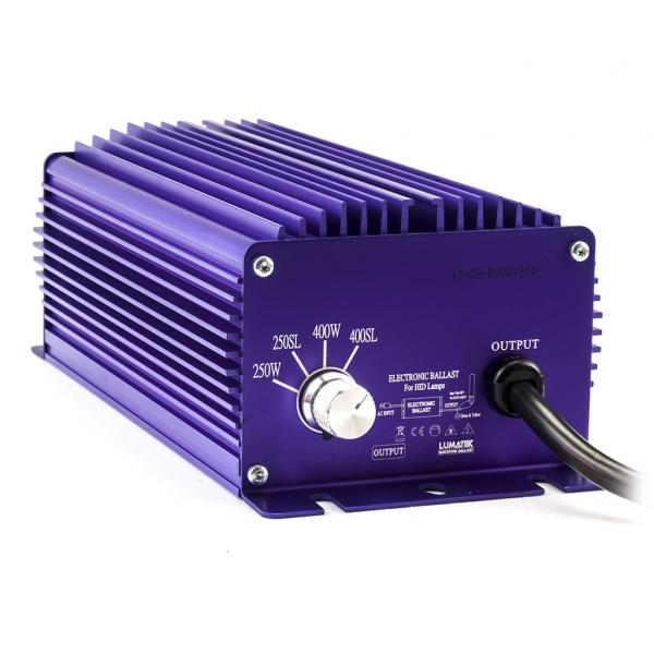 Lumatek Dimmable 240V HPS/MH Digital Ballast (400 W)