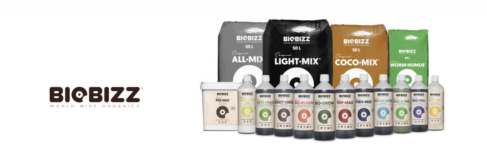 pH Control by BioBizz
