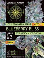 Blueberry Bliss Auto (Pack 3 graines)