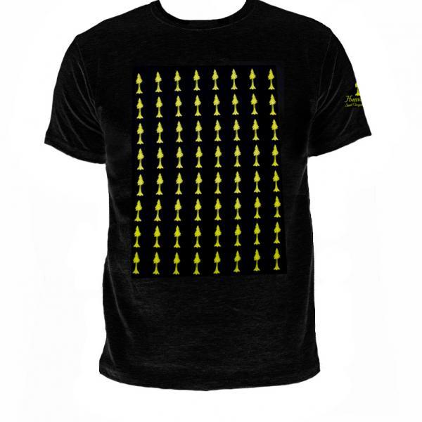 T-shirt Humboldt Seeds noir (Taille L)