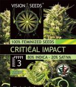 Critical Impact (3-seed pack)