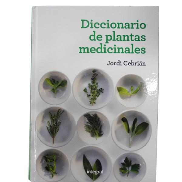 Diccionario de plantas medicinales (1 unité)