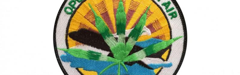 The Disturbing Designs of the DEA's Patches. Art, or Evidence of the Cannabis Crackdown?