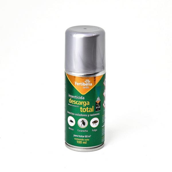 Insecticida Descarga Total (100 ml)