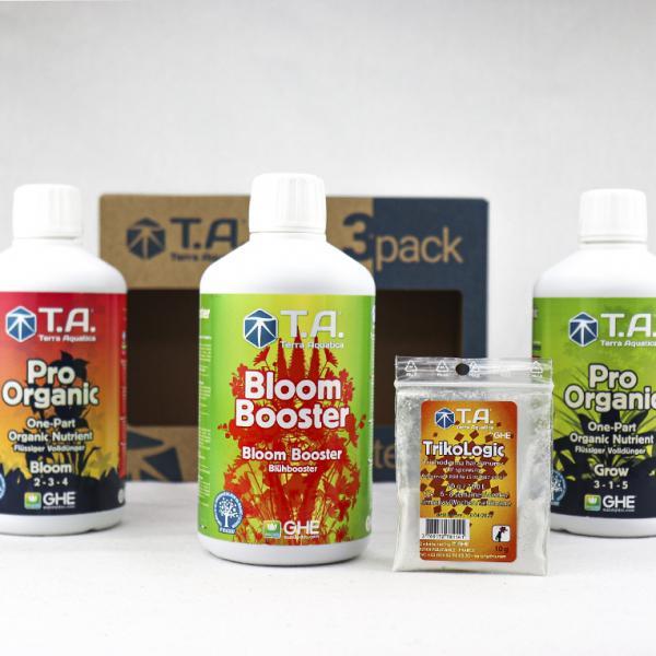 Pro Organic Starter Kit (1 unit)