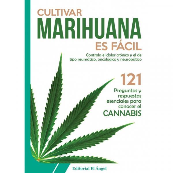 Libro Cultivar Marihuana es fácil (1 unidad)