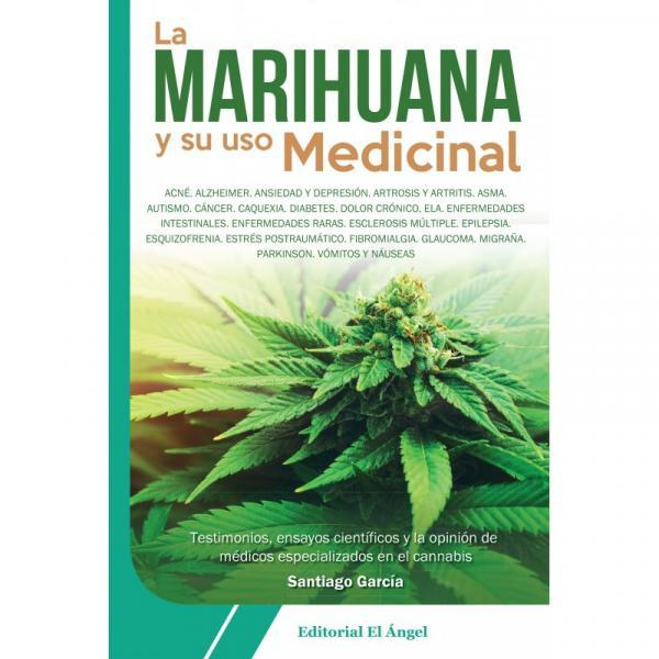 Libro La Marihuana y su uso Medicinal (1 unidad)