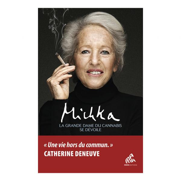 The Grande Dame of Cannabis Tells her Story (French)