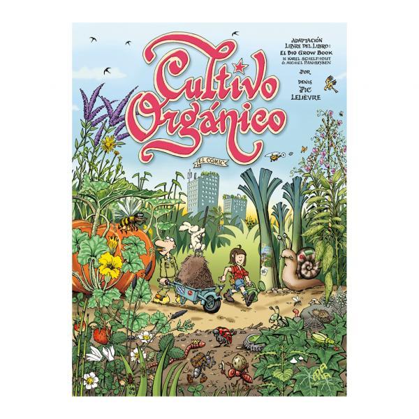 Jardiner BIO en bandes dessinées (Spanish)