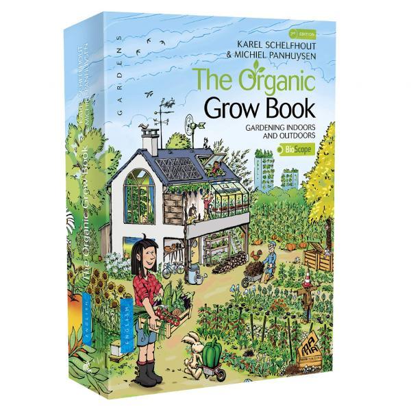 Bio Grow Book (Anglais)