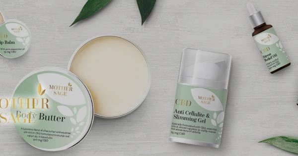 CBD Products by Mother Sage