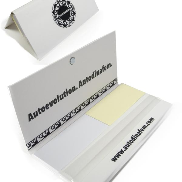 Autodinafem Rolling Paper Maxi Pack + Tips (Box of 20)