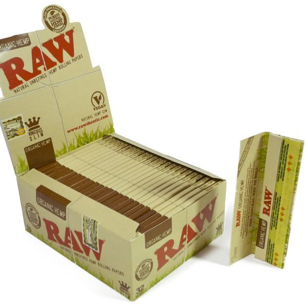 RAW King Size Slim Organic (1 unit)