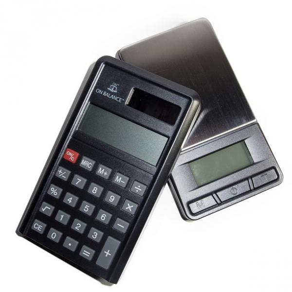 Pesa Miniscale con Calculadora 300 g x 0,01 g (300 g x 0,01 g)