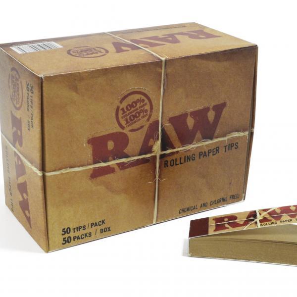 Filtro RAW Cartón (Caja 50 Uds) (1 unidad)