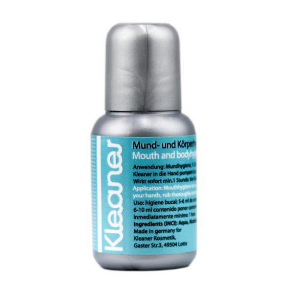 Nettoyant toxines salivaires (Compte-gouttes 30 ml)