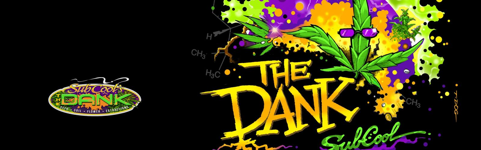 Graines de Cannabis Subcool's The Dank