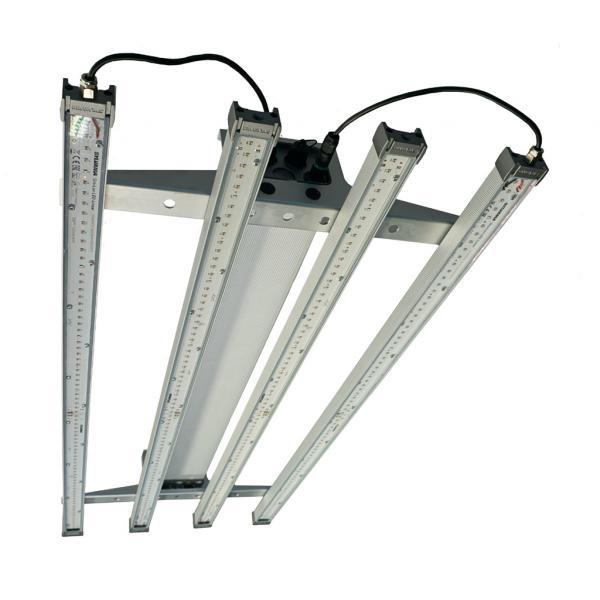 Système LED Grolux linéaire 4x (1 unité)