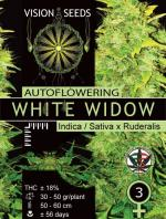 White Widow Auto (3-seed pack)